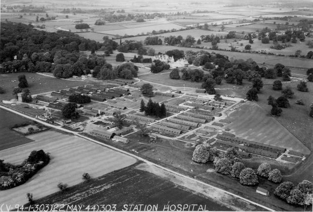 American WWII Hospital