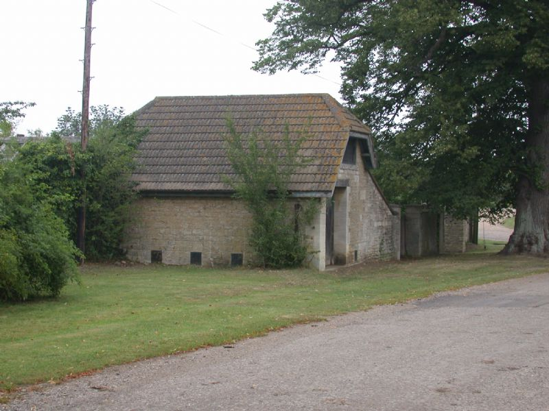 Battery House in Lilford Village
