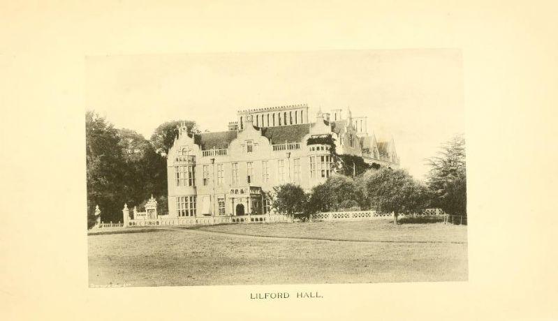 Lilford Hall