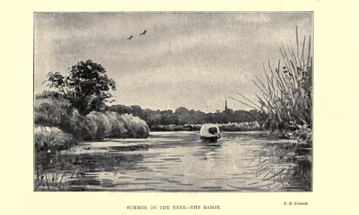 Nene River at Lilford